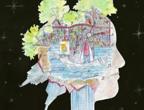 Chose inouïe, c'est au-dedans de soi qu'il faut regarder le dehors – Victor Hugo